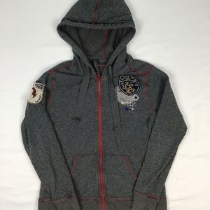 Sun valley ski resort Zip up
